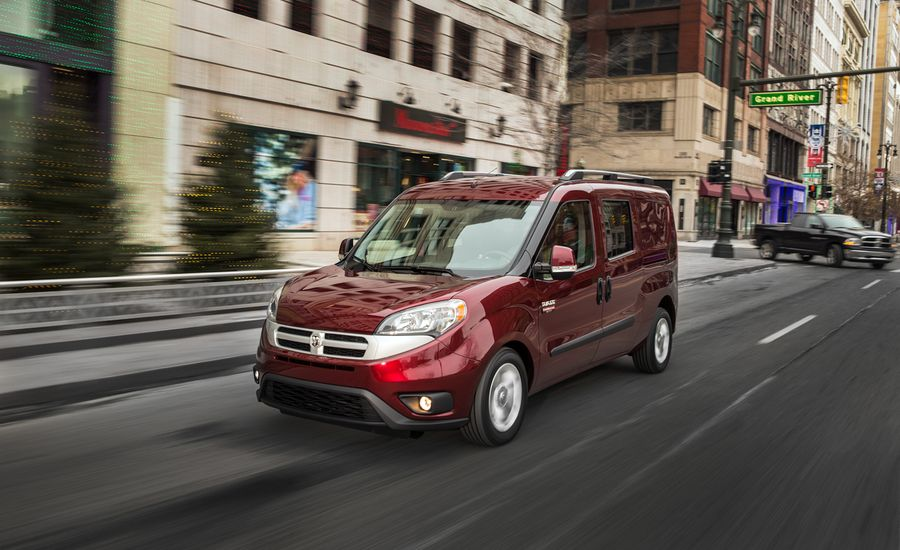 2015 Ram ProMaster City: The Ram-PMC Is a True Rock Box