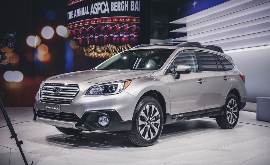 2015 subaru outback photos and info news car and driver. Black Bedroom Furniture Sets. Home Design Ideas