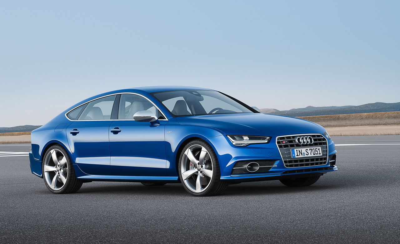 2016 Audi A7 / S7: A Beautiful Luxury Sedan Gets Updated