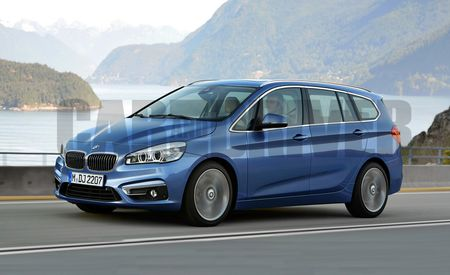 2016 BMW Active Tourer 7 Seater