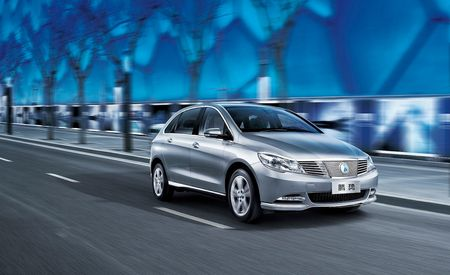 Denza EV: Daimler and BYD's Electric Love Child