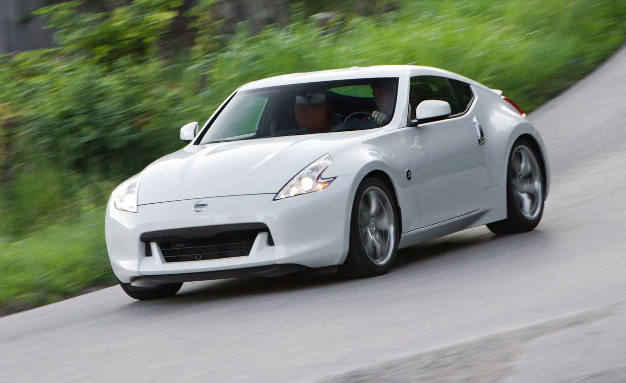 Infiniti Certified Pre Owned >> 2009–2013 Nissan 370Z: A Certified Pre-Owned Guide ...