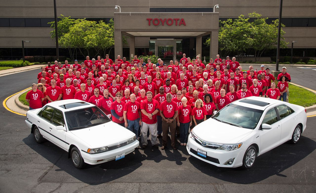 Aaron Robinson Toyota Runs Away From Its Mess
