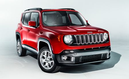 Dissected: 2015 Jeep Renegade