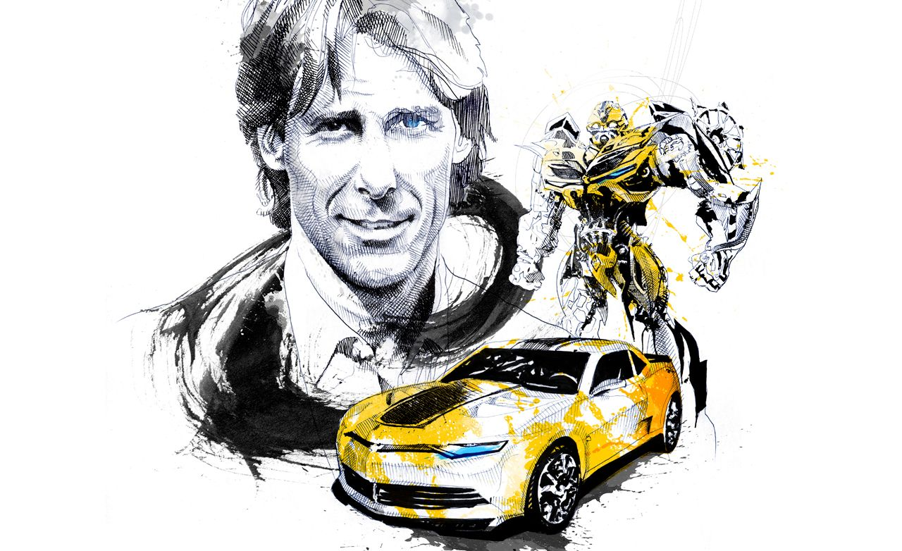 What I'd Do Differently: Michael Bay