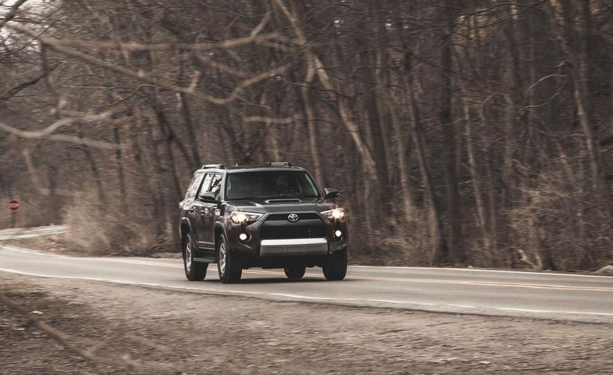 2014 Toyota 4Runner - Slide 1