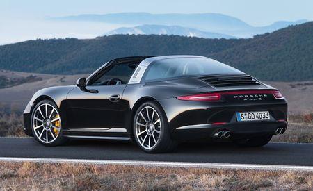 2014 Porsche 911 Targa 4 / 4S
