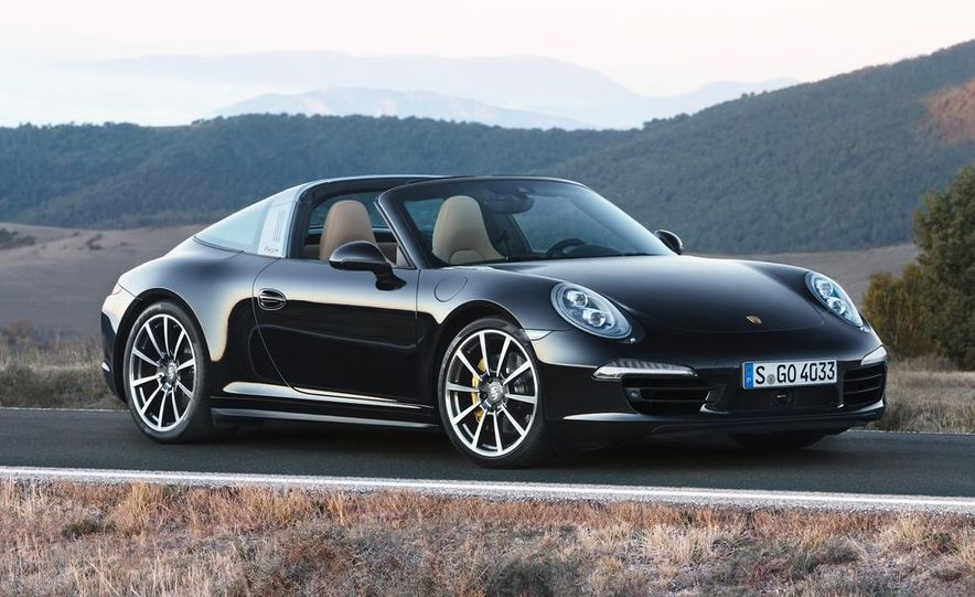 2014 Porsche 911 Targa 4 and 4S - Slide 26