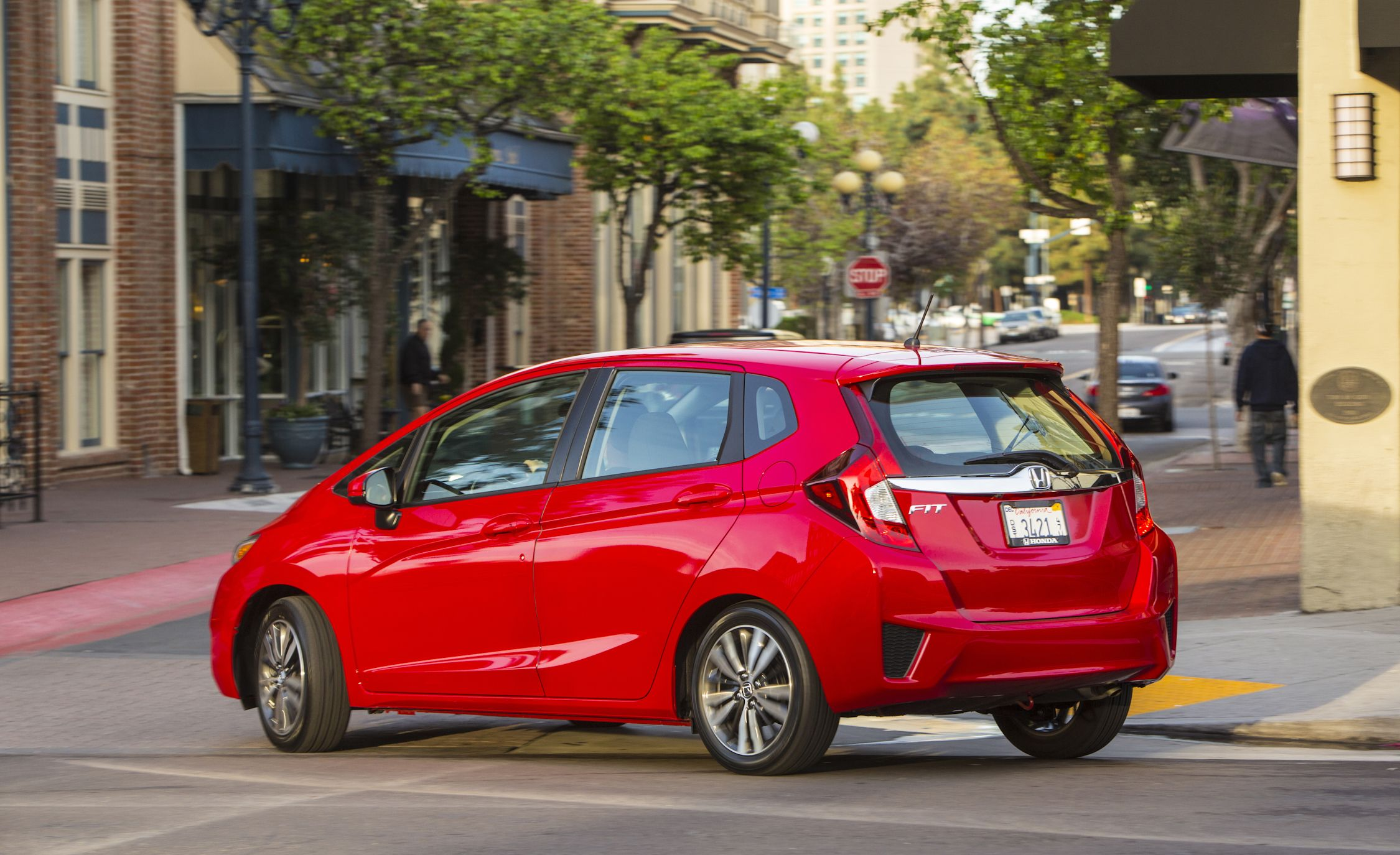 2019 Honda Fit Reviews | Honda Fit Price, Photos, and Specs | Car and Driver