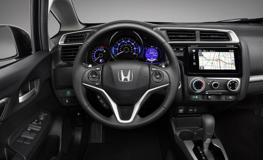 2015 Honda Fit - Slide 37