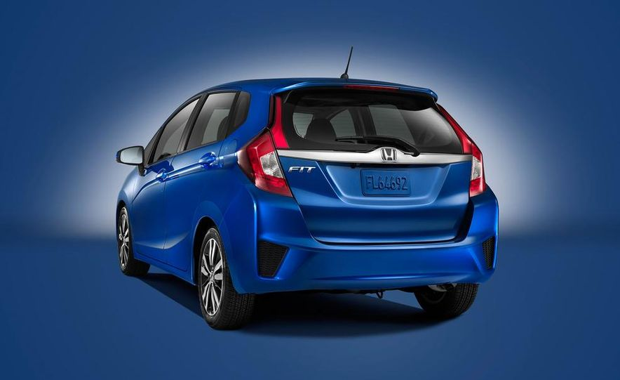 2015 Honda Fit - Slide 30