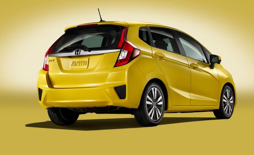 2015 Honda Fit - Slide 32