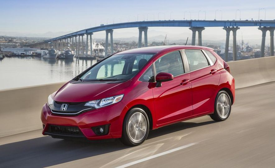 2015 Honda Fit - Slide 1