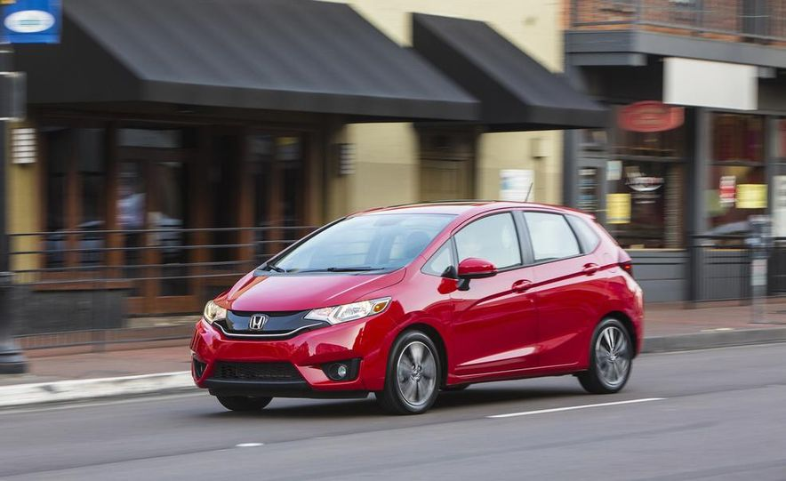 2015 Honda Fit - Slide 3