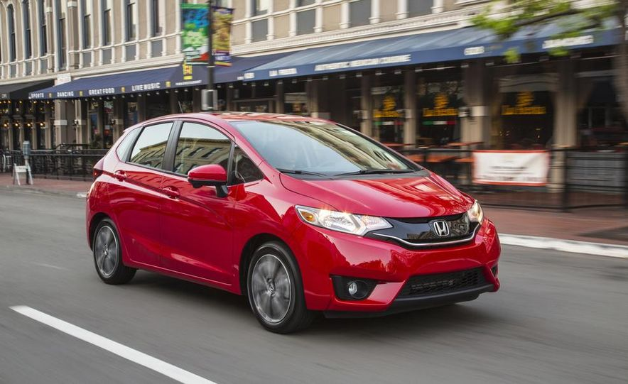 2015 Honda Fit - Slide 5