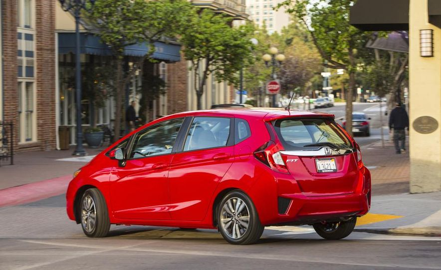 2015 Honda Fit - Slide 6