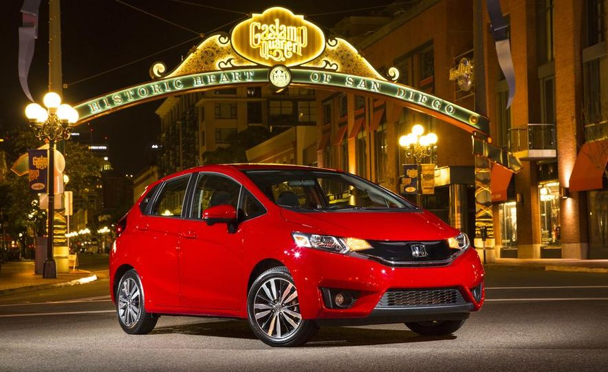 2015 Honda Fit - Slide 7