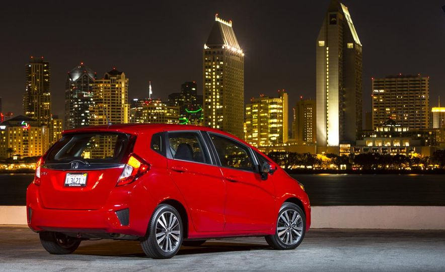 2015 Honda Fit - Slide 10