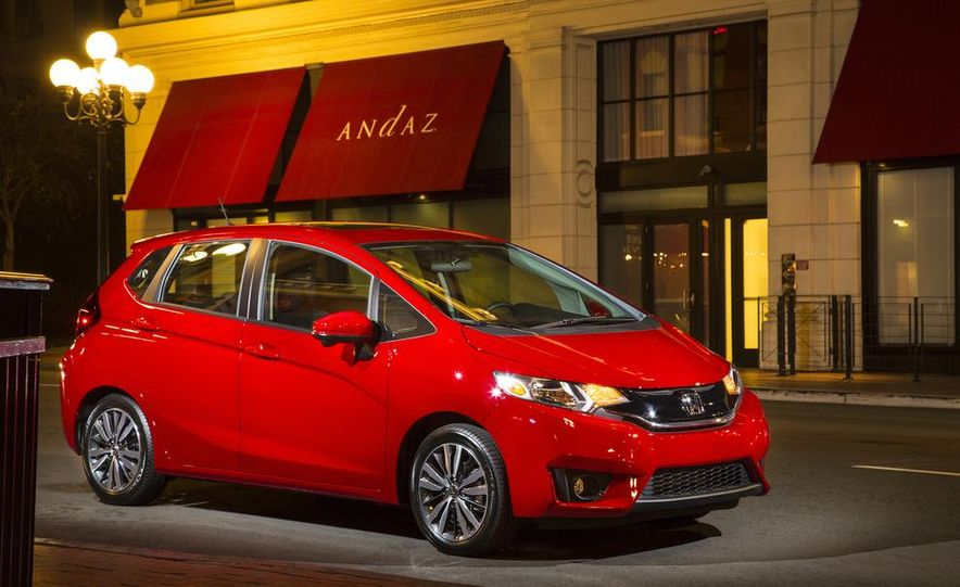 2015 Honda Fit - Slide 11