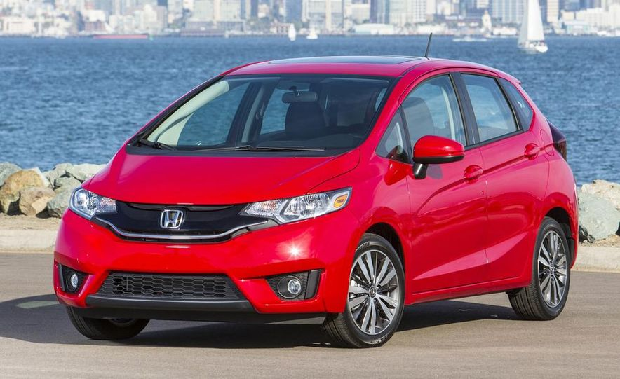 2015 Honda Fit - Slide 14