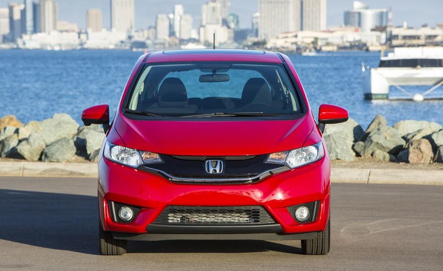 2015 Honda Fit - Slide 15