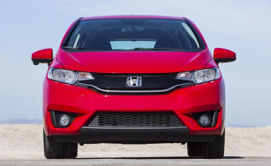 2015 Honda Fit - Slide 18