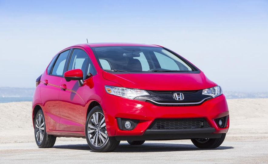 2015 Honda Fit - Slide 19