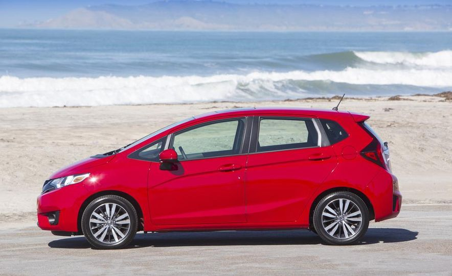 2015 Honda Fit - Slide 21
