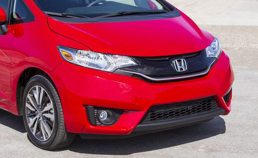 2015 Honda Fit - Slide 24