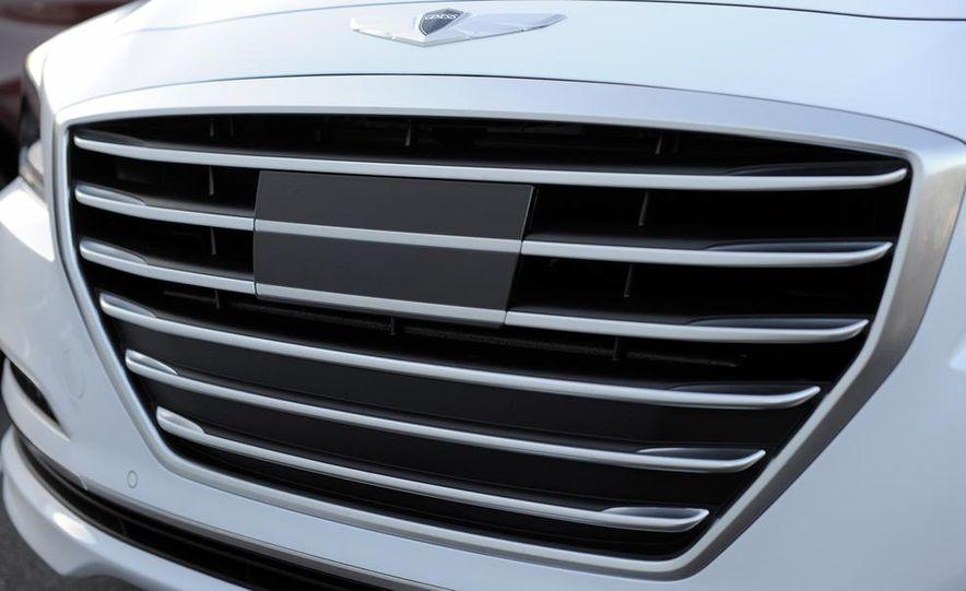 2015 Hyundai Genesis 5.0 - Slide 78