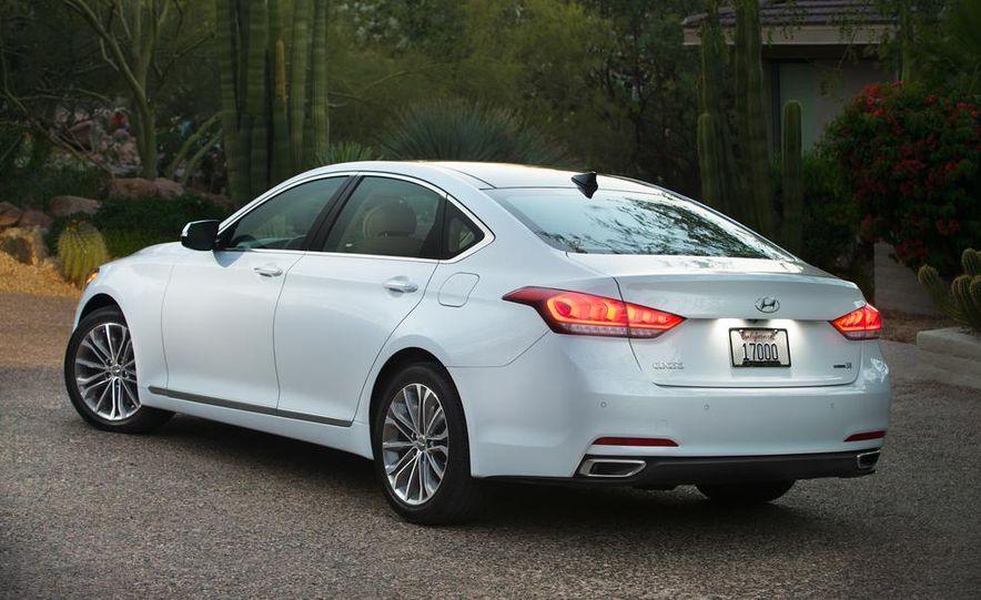 2015 Hyundai Genesis 5.0 - Slide 77