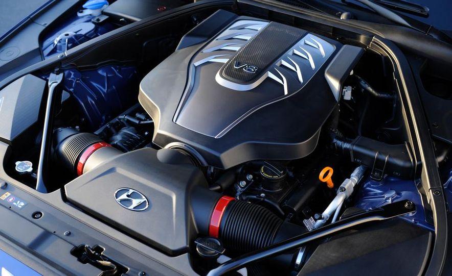 2015 Hyundai Genesis 5.0 - Slide 40