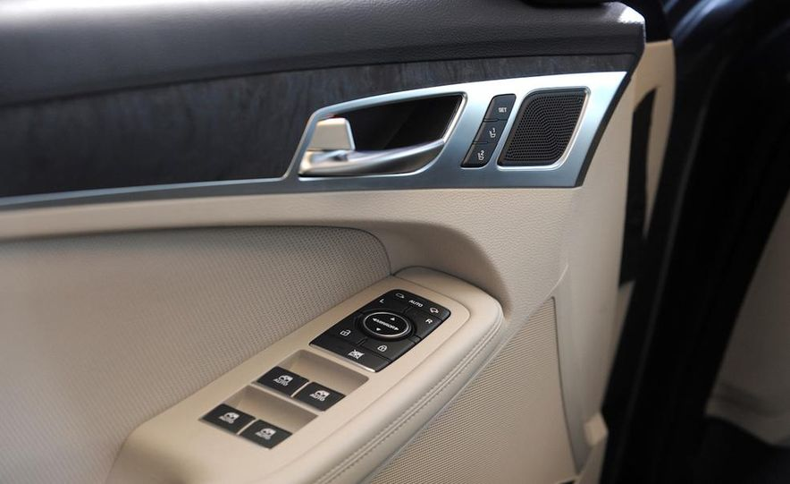 2015 Hyundai Genesis 5.0 - Slide 67