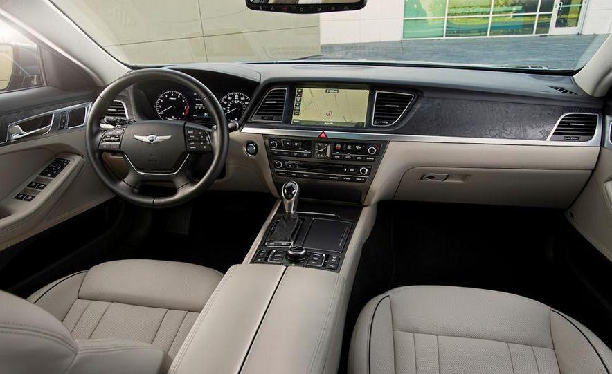 2015 Hyundai Genesis 5.0 - Slide 58
