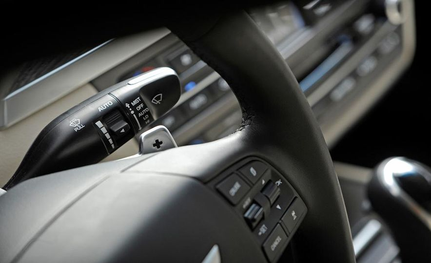 2015 Hyundai Genesis 5.0 - Slide 63