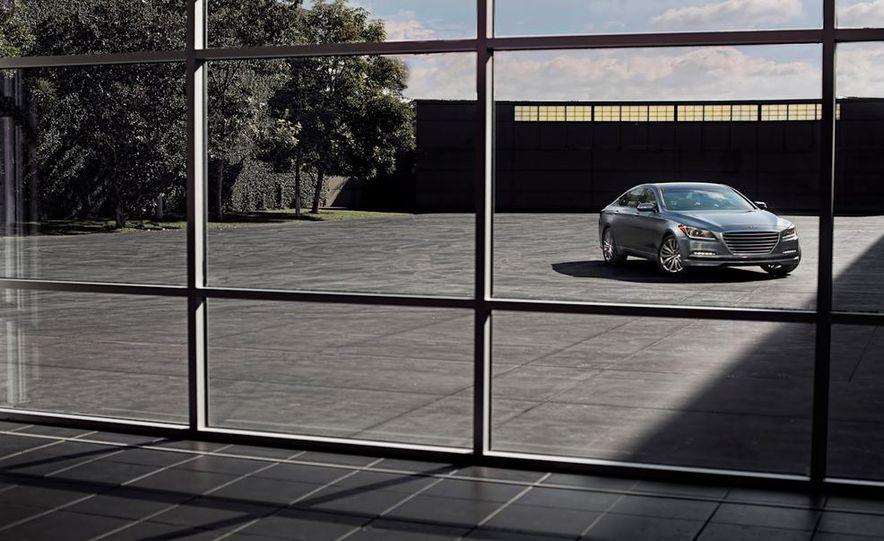 2015 Hyundai Genesis 5.0 - Slide 45