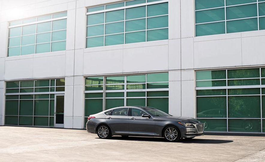 2015 Hyundai Genesis 5.0 - Slide 47