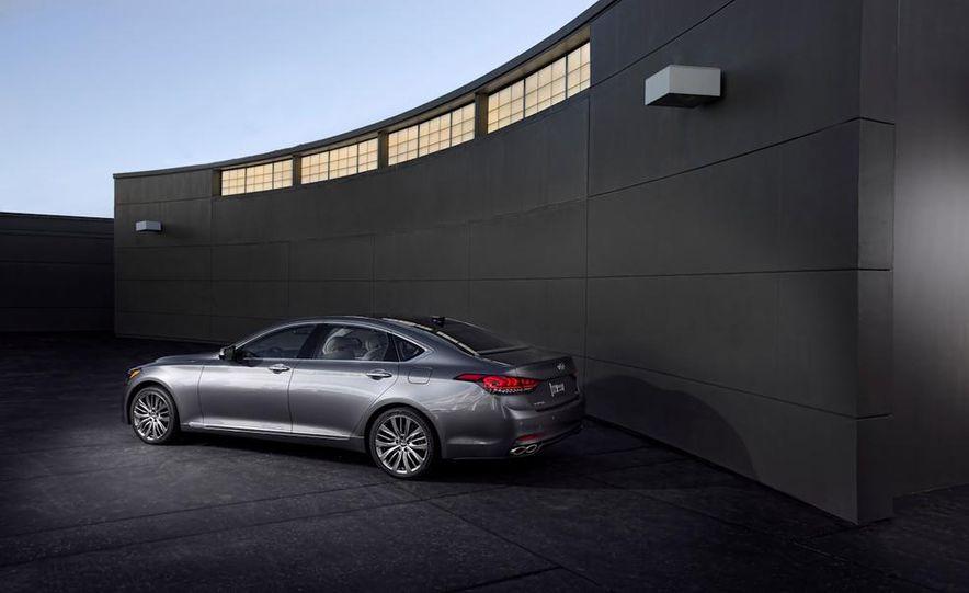 2015 Hyundai Genesis 5.0 - Slide 50