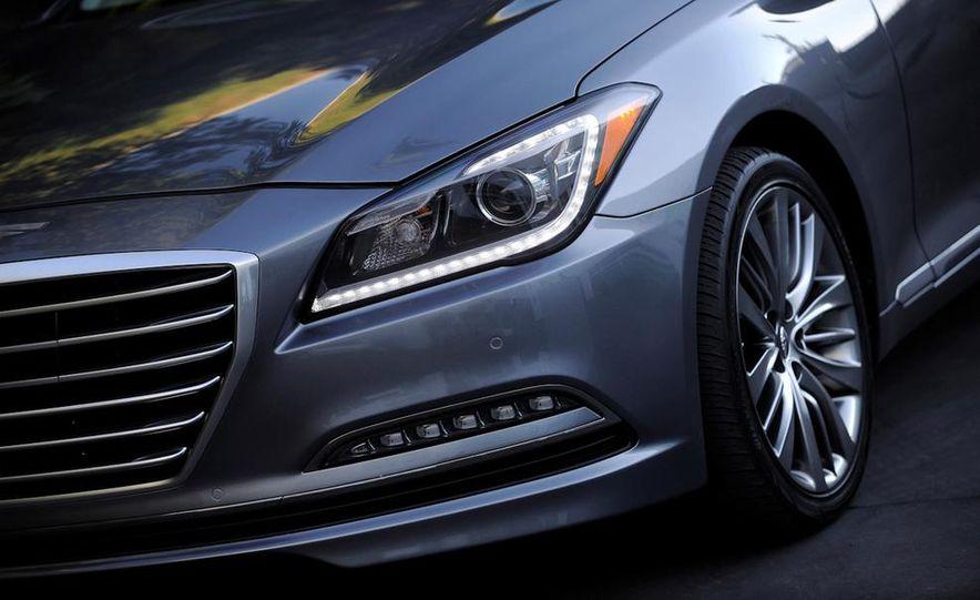 2015 Hyundai Genesis 5.0 - Slide 52