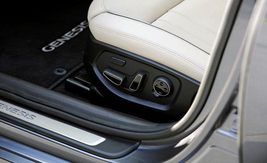 2015 Hyundai Genesis 5.0 - Slide 69