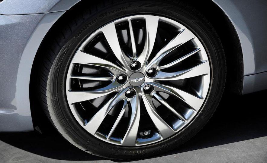 2015 Hyundai Genesis 5.0 - Slide 53