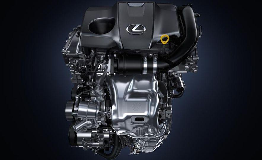2015 Lexus NX200t F Sport - Slide 40