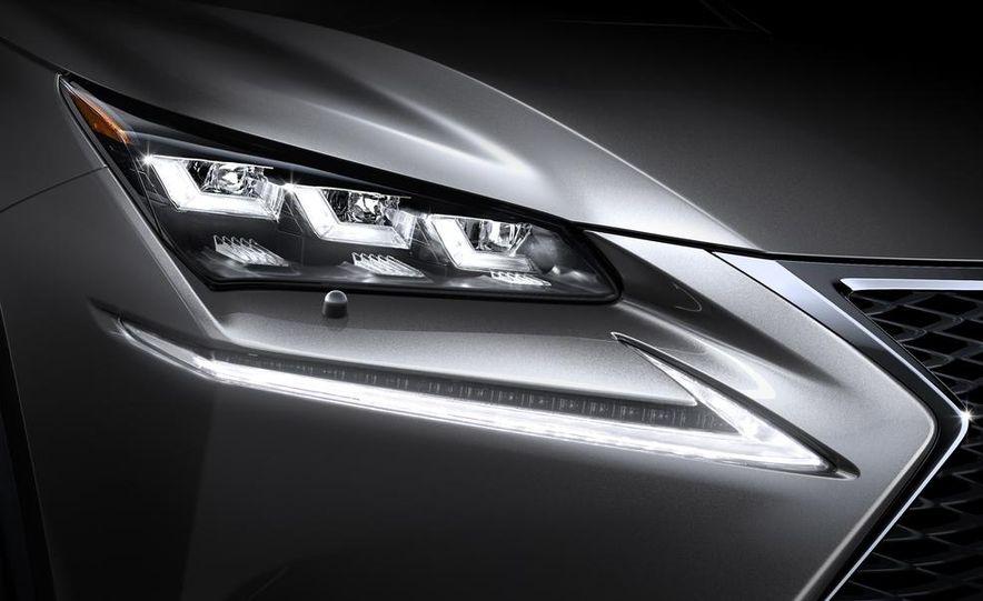 2015 Lexus NX200t F Sport - Slide 11