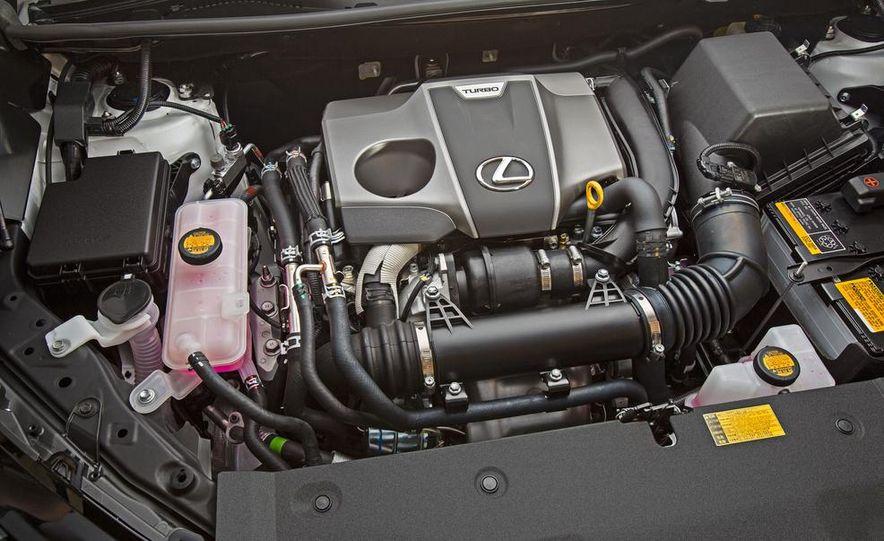 2015 Lexus NX200t F Sport - Slide 34