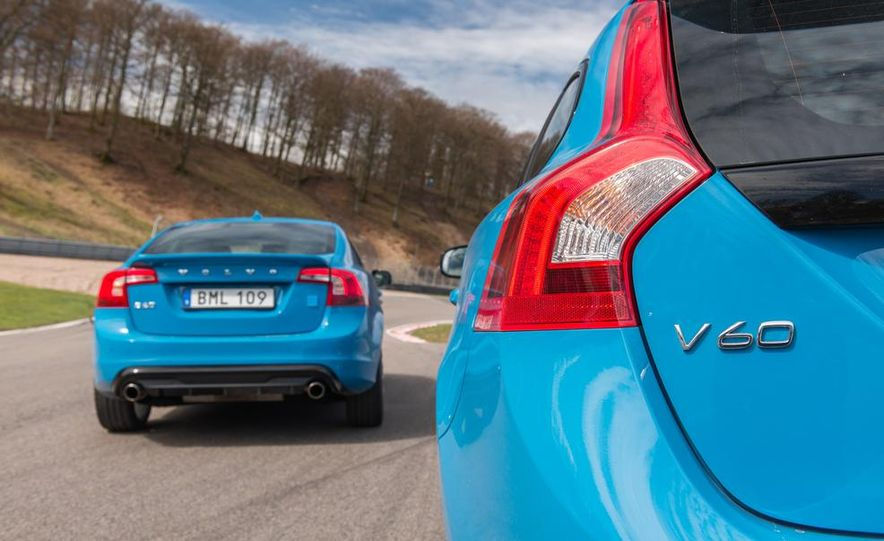2015 Volvo V60 Polestar and S60 Polestar - Slide 7