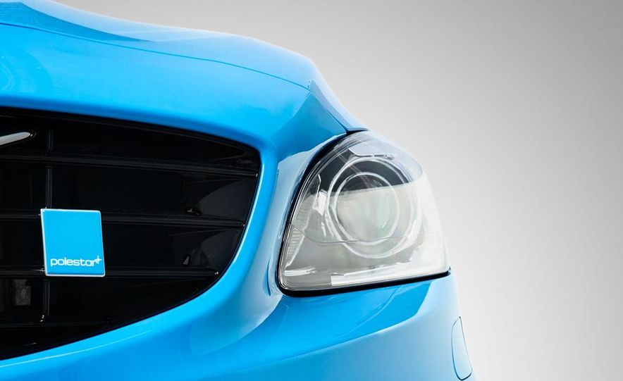 2015 Volvo V60 Polestar and S60 Polestar - Slide 44
