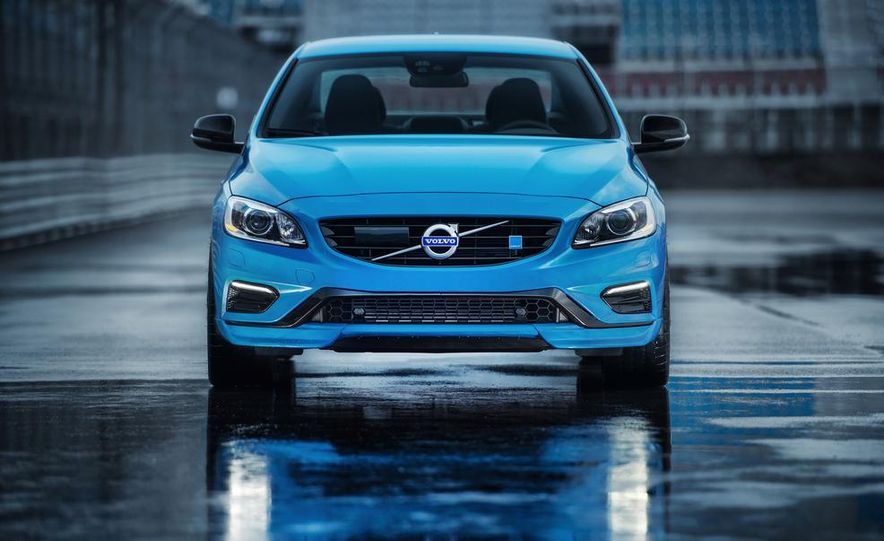 2015 Volvo V60 Polestar and S60 Polestar - Slide 41