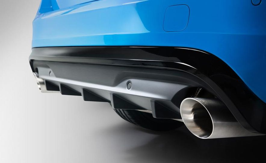 2015 Volvo V60 Polestar and S60 Polestar - Slide 50