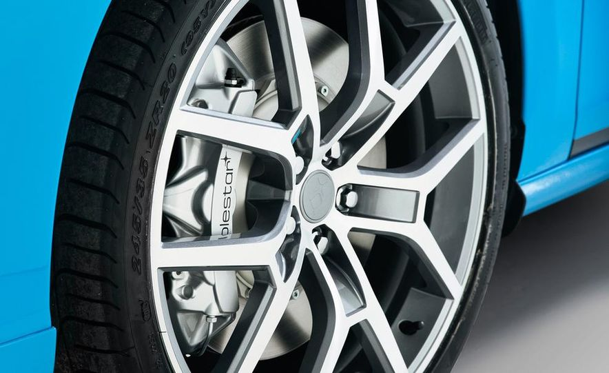 2015 Volvo V60 Polestar and S60 Polestar - Slide 46