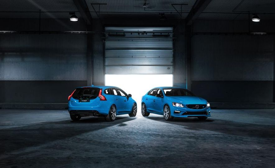 2015 Volvo V60 Polestar and S60 Polestar - Slide 11
